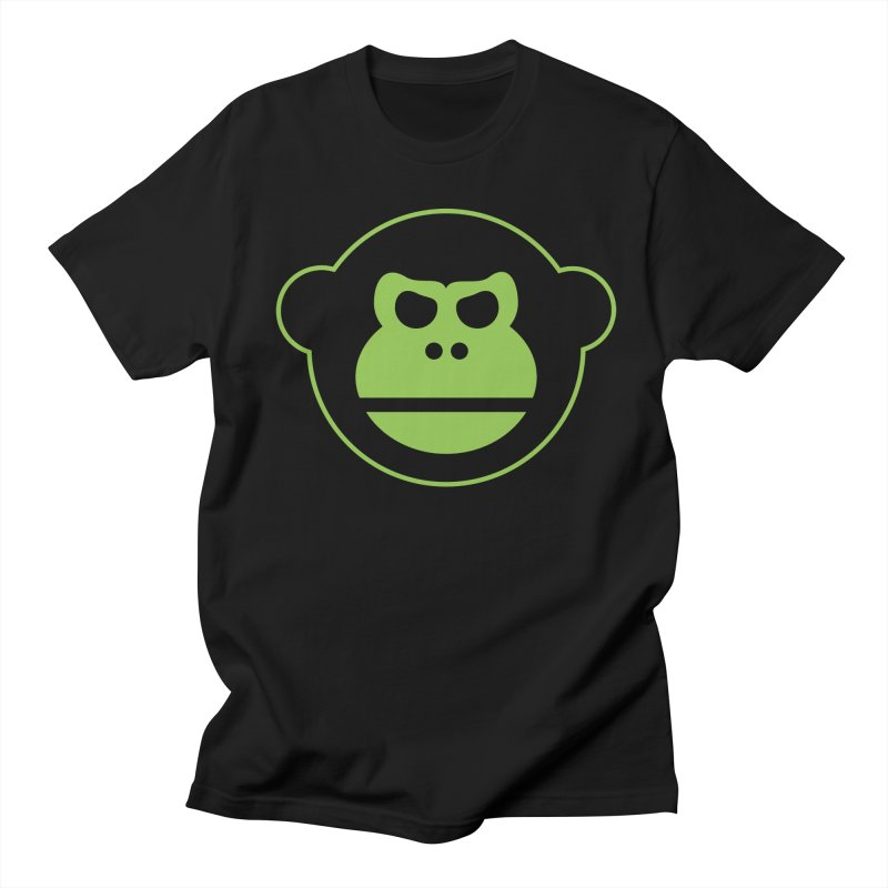 Team Monkey Women's Unisex T-Shirt by Monkeys Fighting Robots' Artist Shop