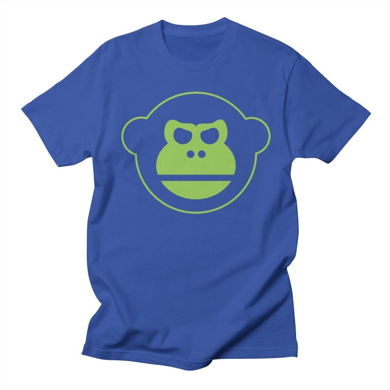 Team Monkey Men's T-Shirt by Monkeys Fighting Robots' Artist Shop