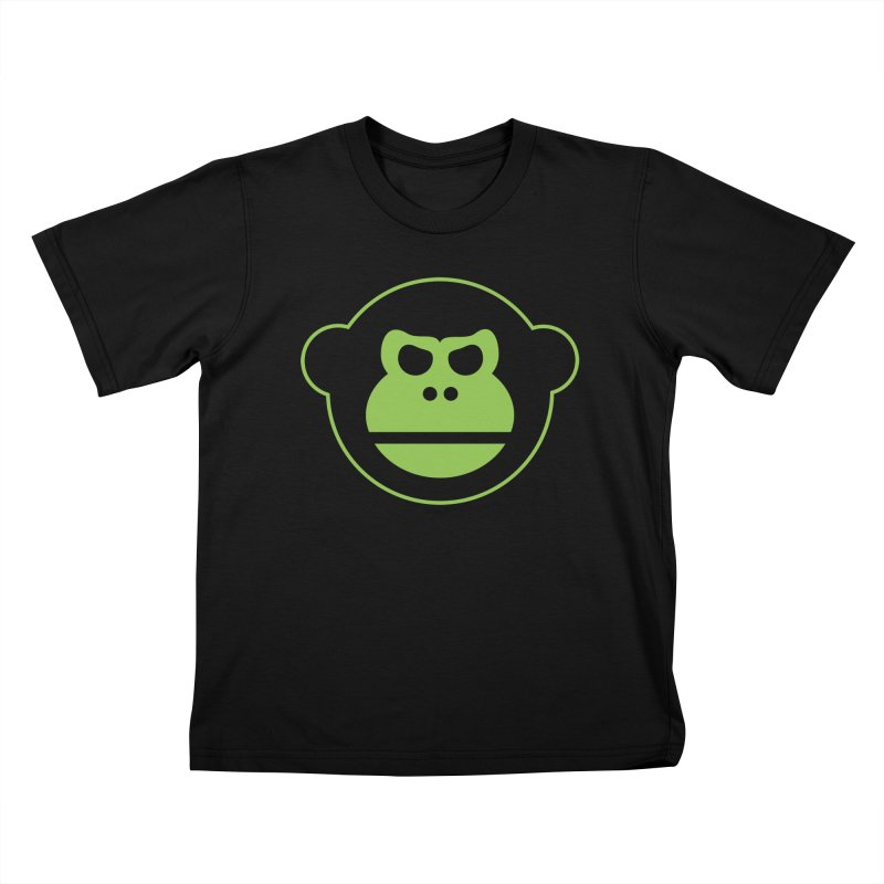 Team Monkey Kids T-Shirt by Monkeys Fighting Robots' Artist Shop
