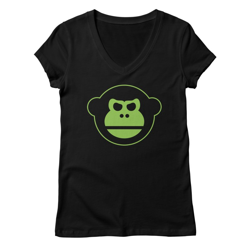 Team Monkey Women's  by Monkeys Fighting Robots' Artist Shop