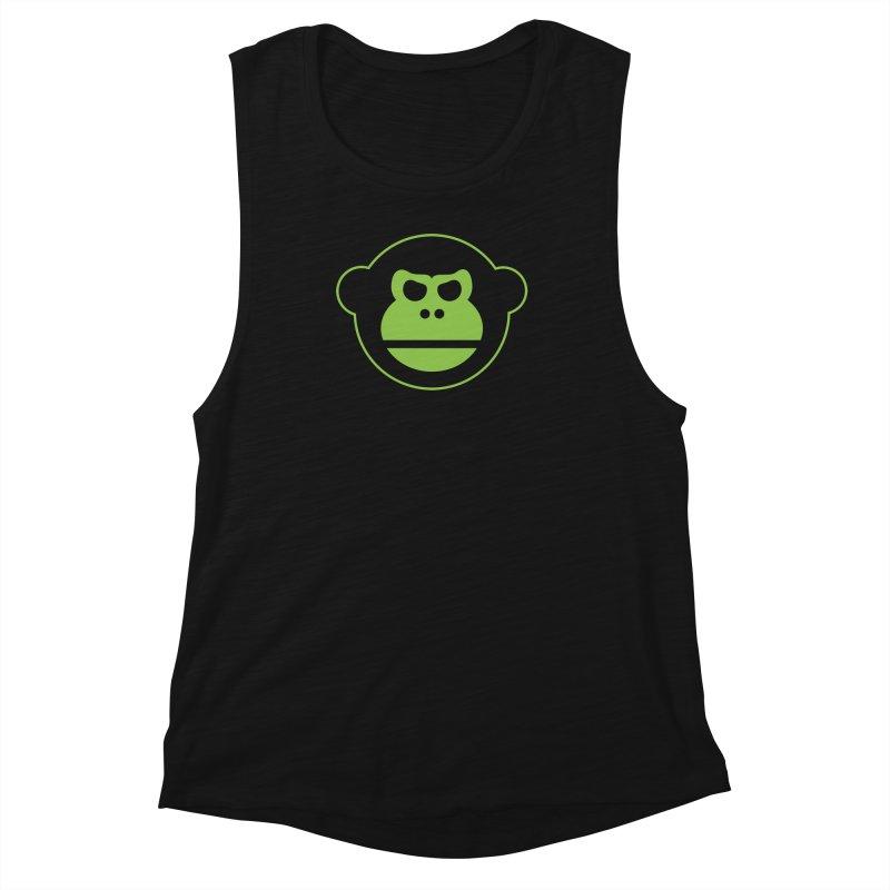 Team Monkey Women's  by Monkeys Fighting Robots' Artist Shop