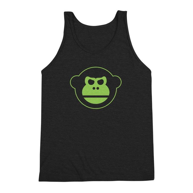 Team Monkey Men's Triblend Tank by Monkeys Fighting Robots' Artist Shop