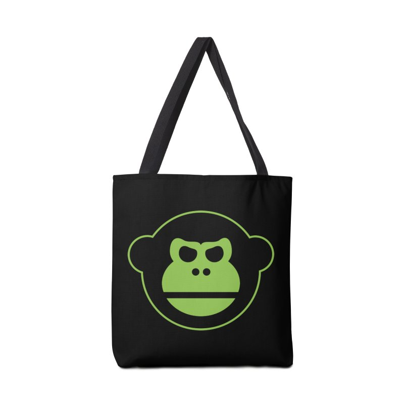 Team Monkey Accessories Bag by Monkeys Fighting Robots' Artist Shop