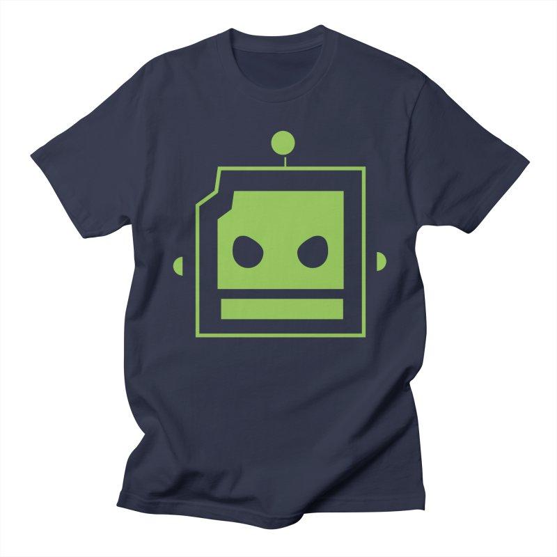 Team Robot  Women's Unisex T-Shirt by Monkeys Fighting Robots' Artist Shop