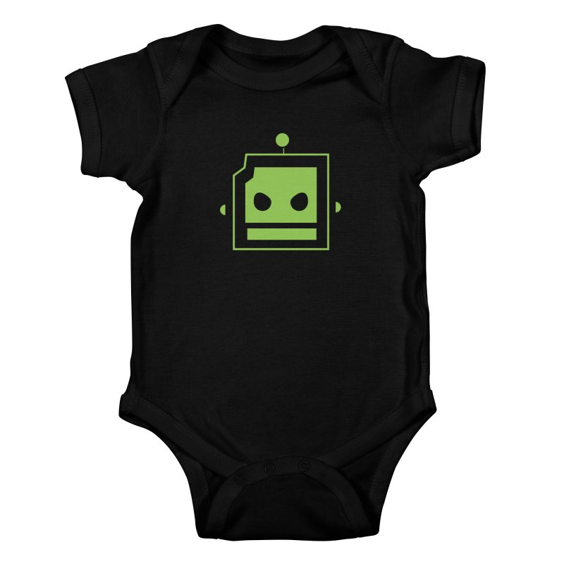 Team Robot  Kids Baby Bodysuit by Monkeys Fighting Robots' Artist Shop