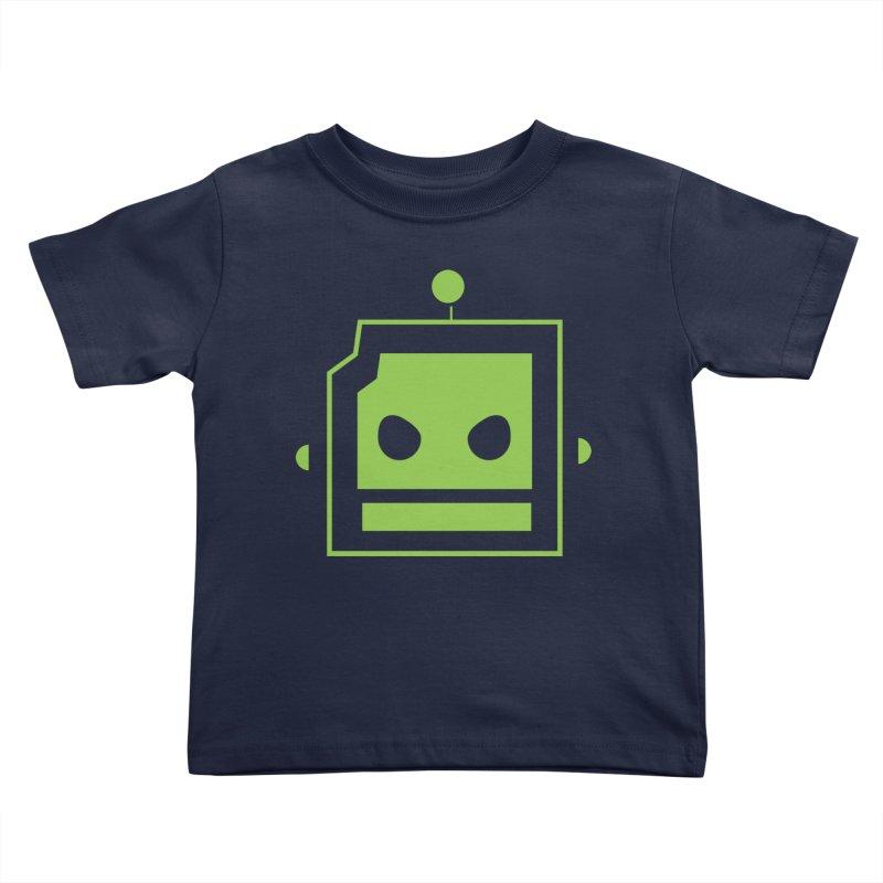 Team Robot  Kids Toddler T-Shirt by Monkeys Fighting Robots' Artist Shop