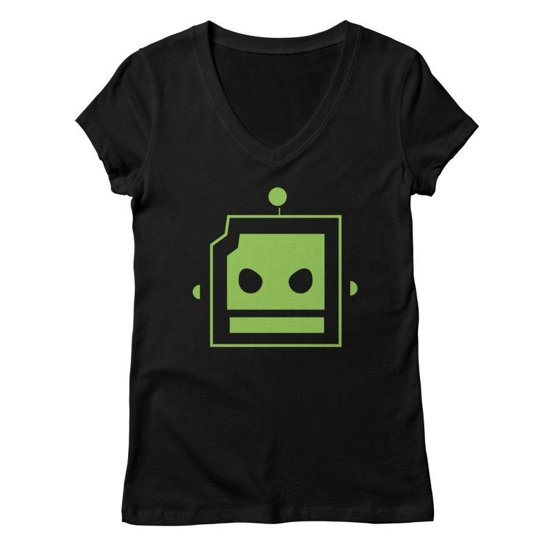 Team Robot  Women's  by Monkeys Fighting Robots' Artist Shop