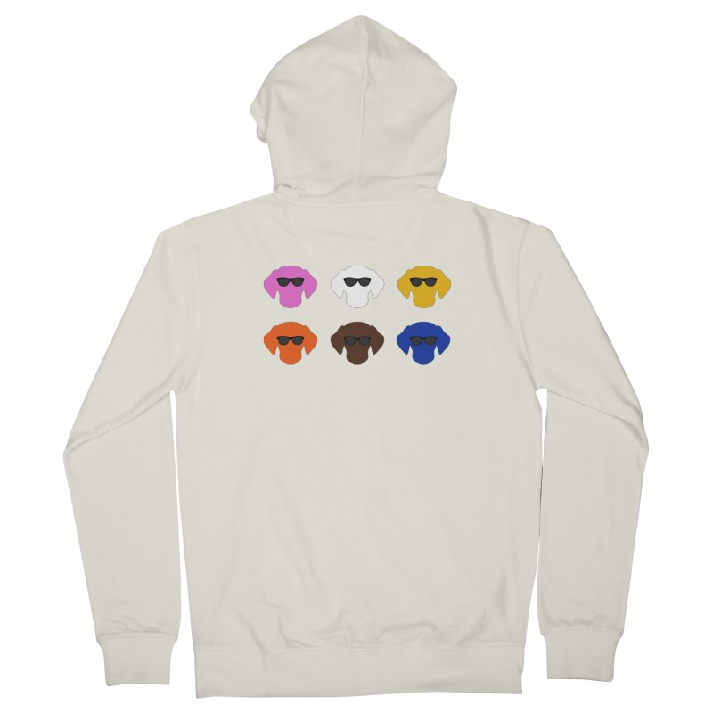 Reservoir Dogs Women's Zip-Up Hoody by Monkeys Fighting Robots' Artist Shop
