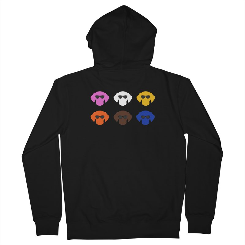Reservoir Dogs Men's French Terry Zip-Up Hoody by Monkeys Fighting Robots' Artist Shop
