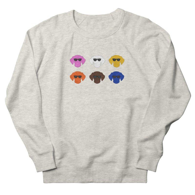 Reservoir Dogs Women's French Terry Sweatshirt by Monkeys Fighting Robots' Artist Shop