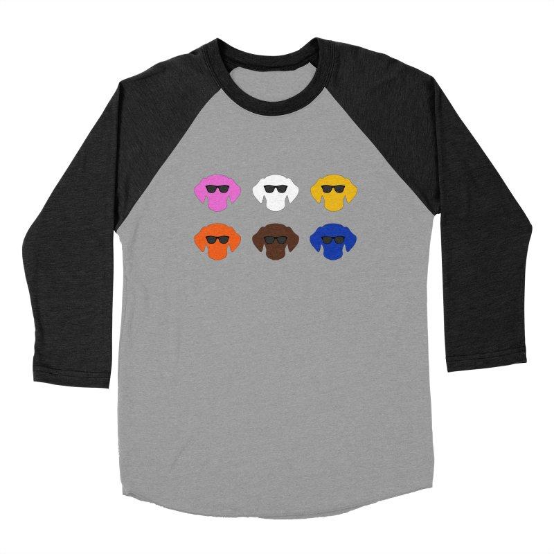 Reservoir Dogs Women's Baseball Triblend T-Shirt by Monkeys Fighting Robots' Artist Shop