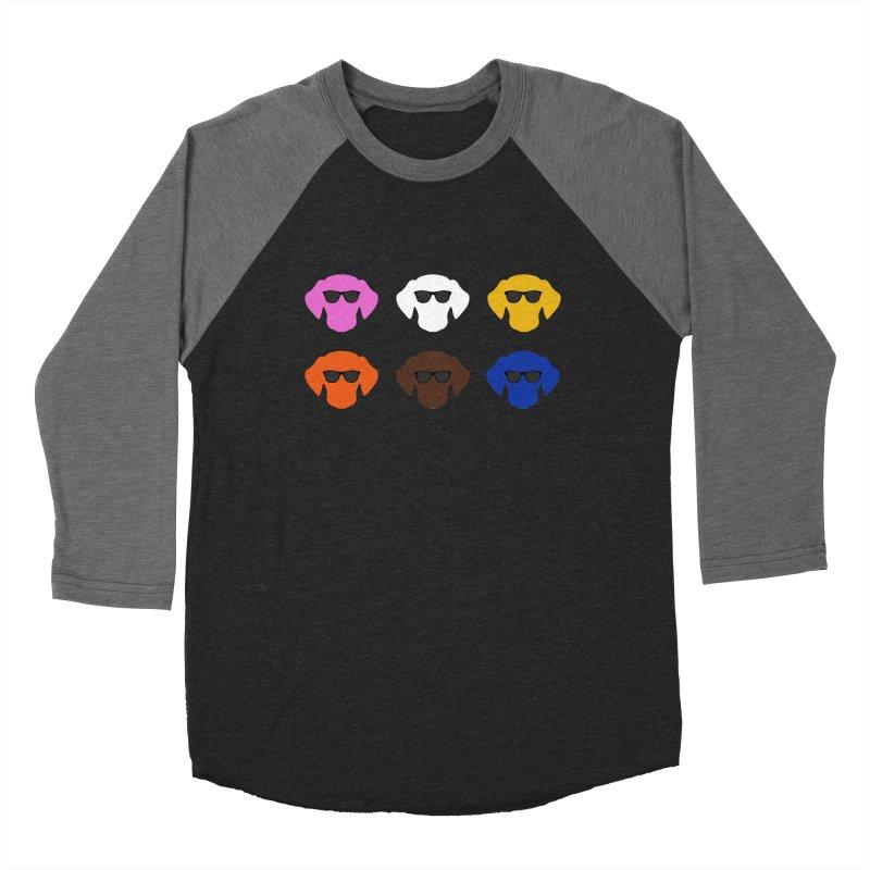 Reservoir Dogs Men's Baseball Triblend T-Shirt by Monkeys Fighting Robots' Artist Shop