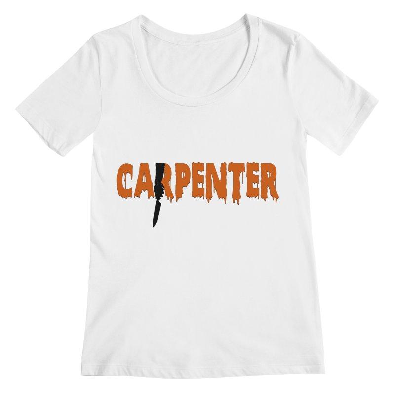 Carpenter Women's  by Monkeys Fighting Robots' Artist Shop