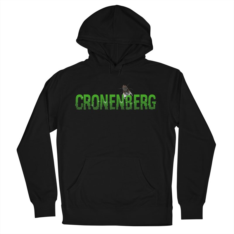 Cronenberg Women's Pullover Hoody by Monkeys Fighting Robots' Artist Shop