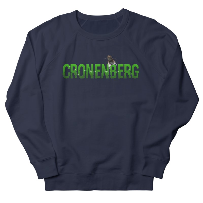 Cronenberg Women's Sweatshirt by Monkeys Fighting Robots' Artist Shop