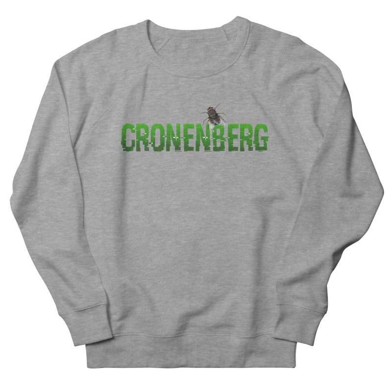 Cronenberg Men's Sweatshirt by Monkeys Fighting Robots' Artist Shop