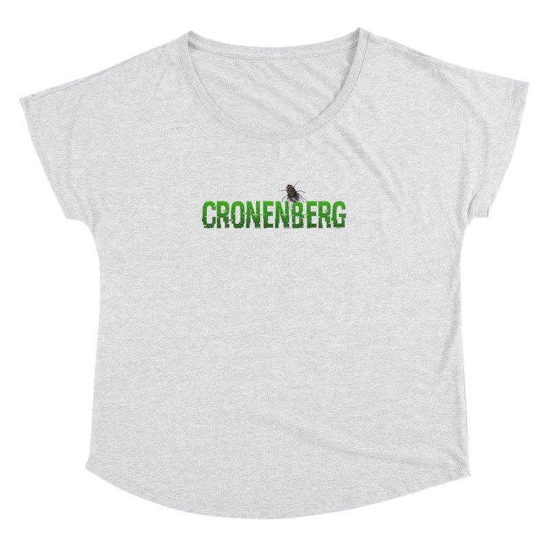 Cronenberg Women's Dolman by Monkeys Fighting Robots' Artist Shop