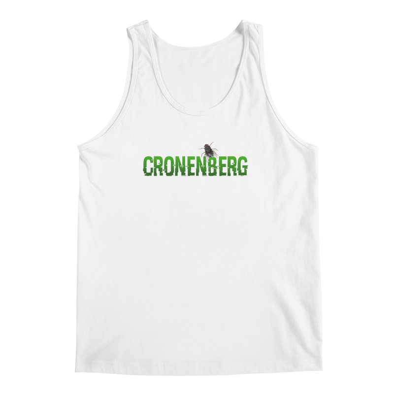 Cronenberg Men's Tank by Monkeys Fighting Robots' Artist Shop