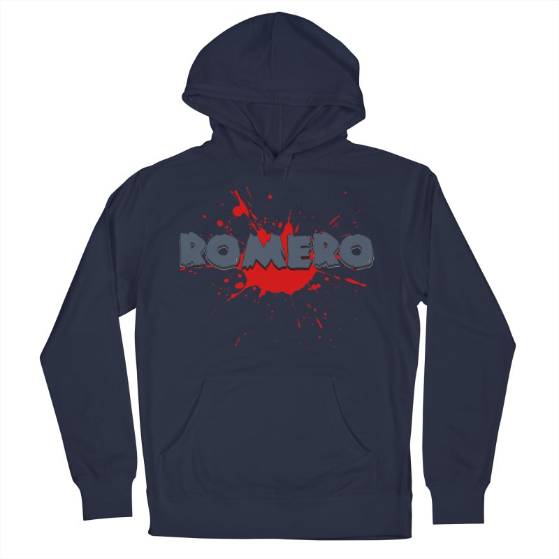 Romero Women's Pullover Hoody by Monkeys Fighting Robots' Artist Shop