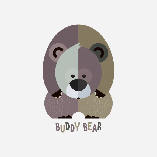 Design for Buddy Bear