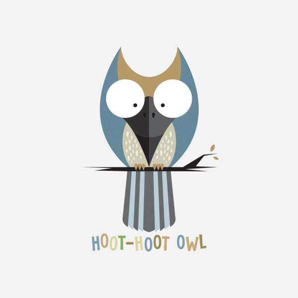 Design for Hoot-Hoot Owl