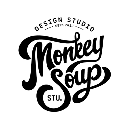 Logo for monkeysoupdesign's Artist Shop