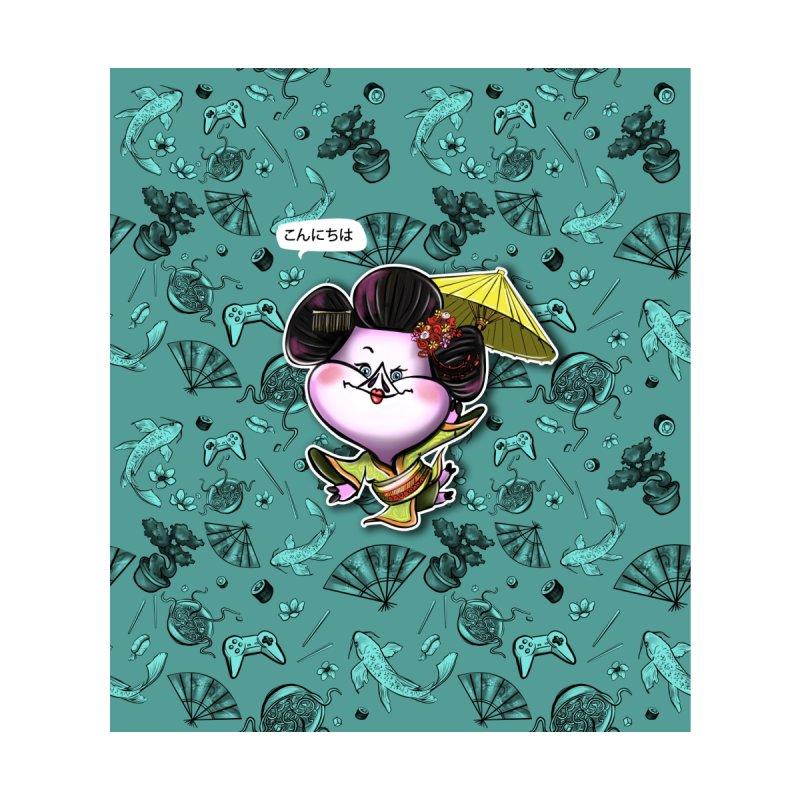 PIG Tails - JAPAN Women's T-Shirt by MonkkeyBiz Artist Shop