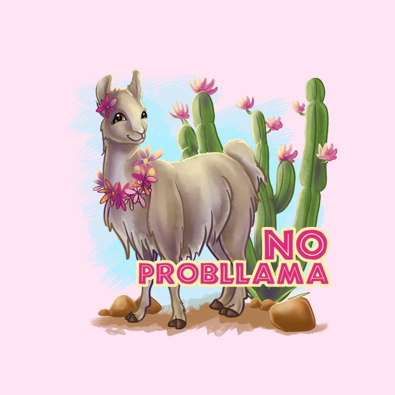 No Probllama by MonocerosArts Shop