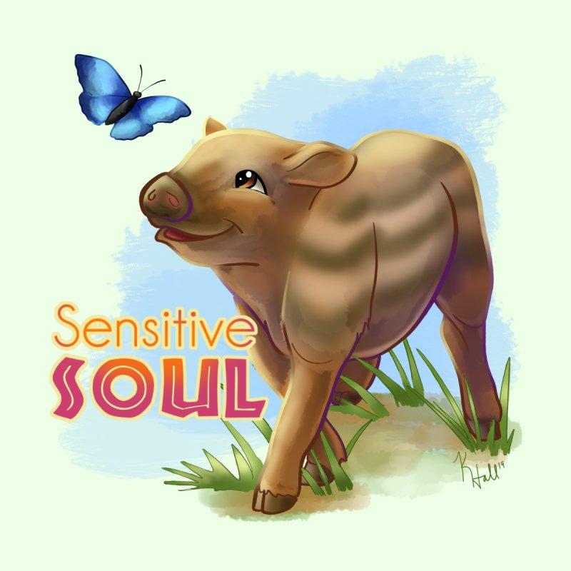 I'm a Sensitive Soul by MonocerosArts Shop