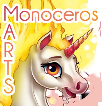 MonocerosArts Shop Logo