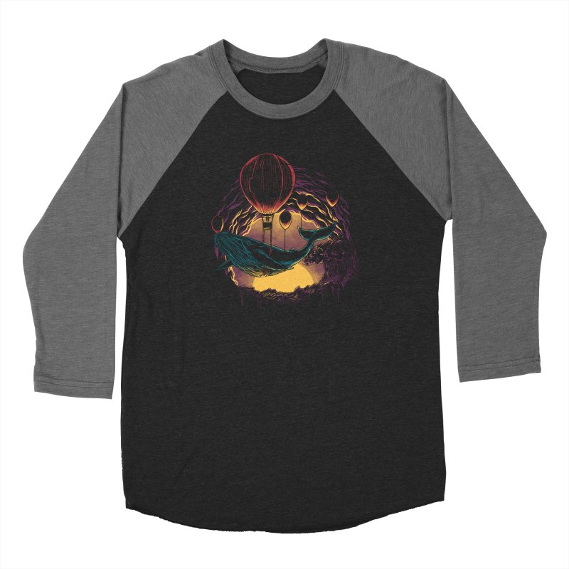 Swift Migration Men's Longsleeve T-Shirt by monochromefrog