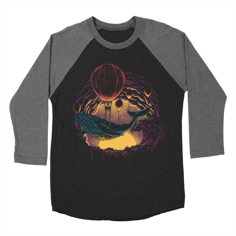 Swift Migration Women's Baseball Triblend Longsleeve T-Shirt by monochromefrog