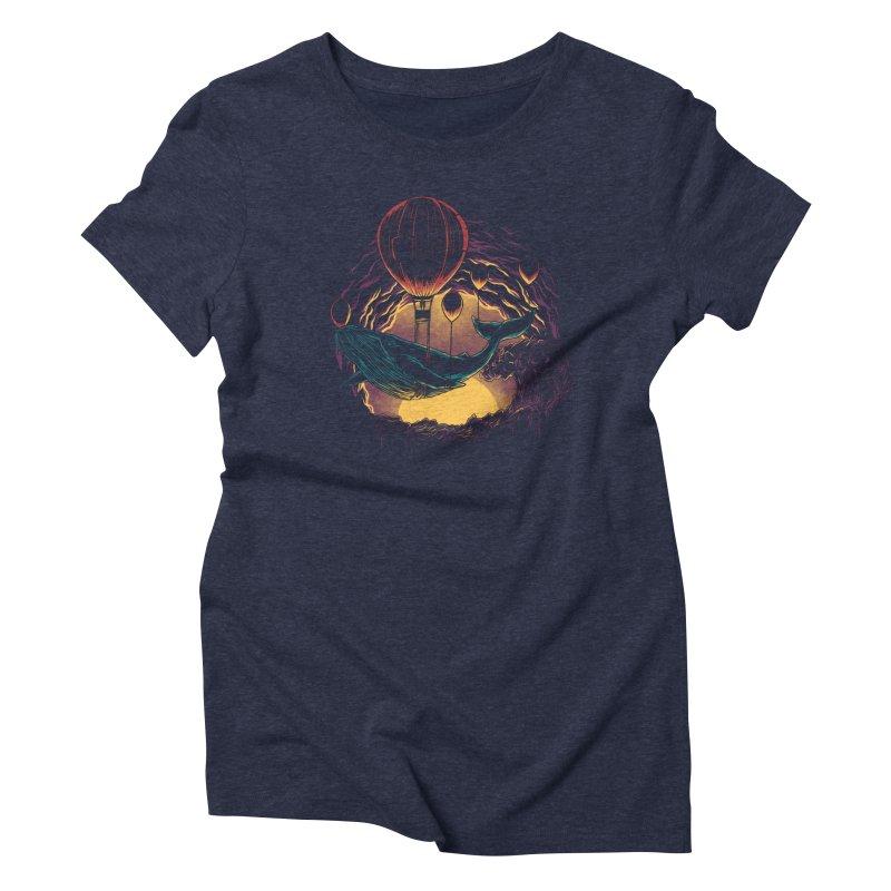 Swift Migration Women's T-Shirt by monochromefrog
