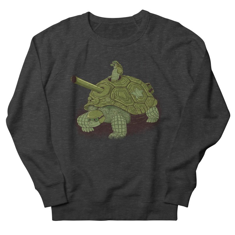 Slow Patrol Women's Sweatshirt by monochromefrog
