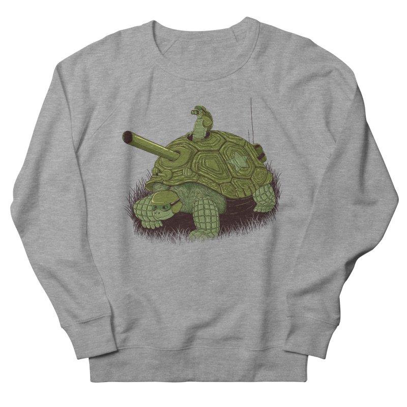 Slow Patrol Women's French Terry Sweatshirt by monochromefrog