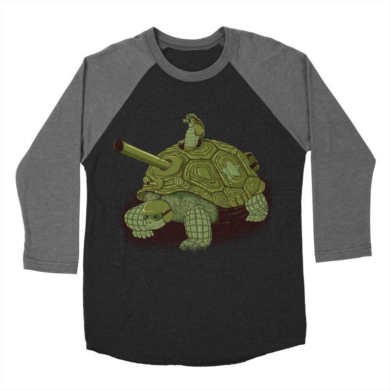 Slow Patrol Women's Baseball Triblend Longsleeve T-Shirt by monochromefrog