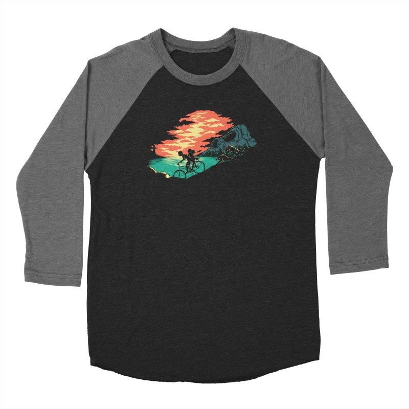 Love Adventure Men's Longsleeve T-Shirt by monochromefrog