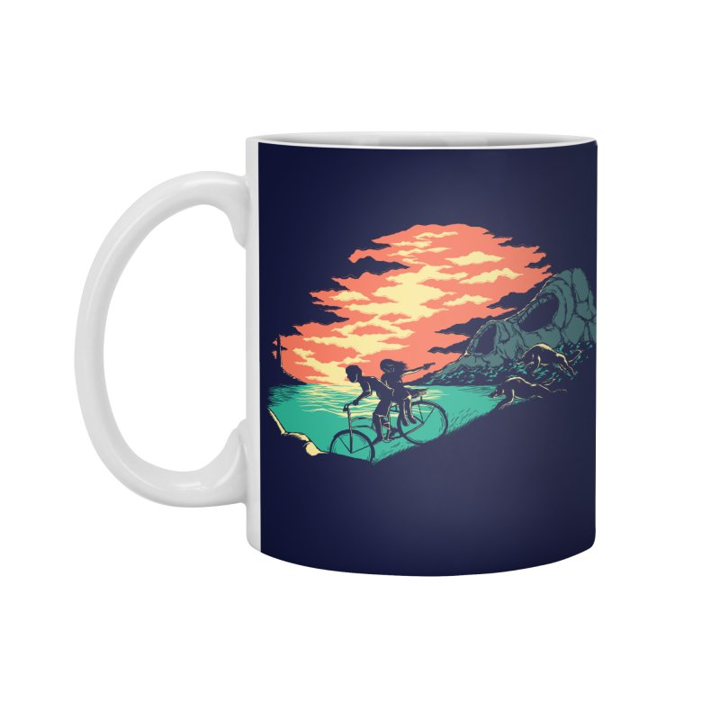 Love Adventure Accessories Mug by monochromefrog