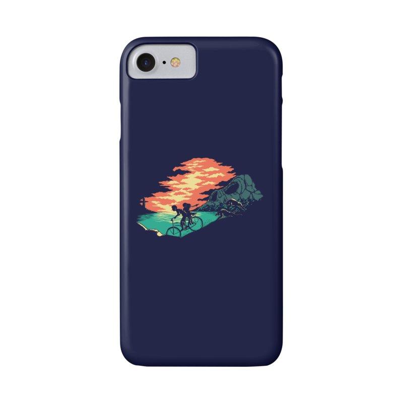 Love Adventure Accessories Phone Case by monochromefrog