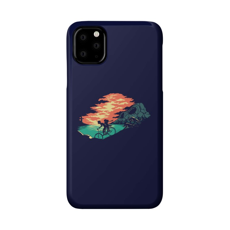 Love Adventure Accessories Phone Case by monochromefrog