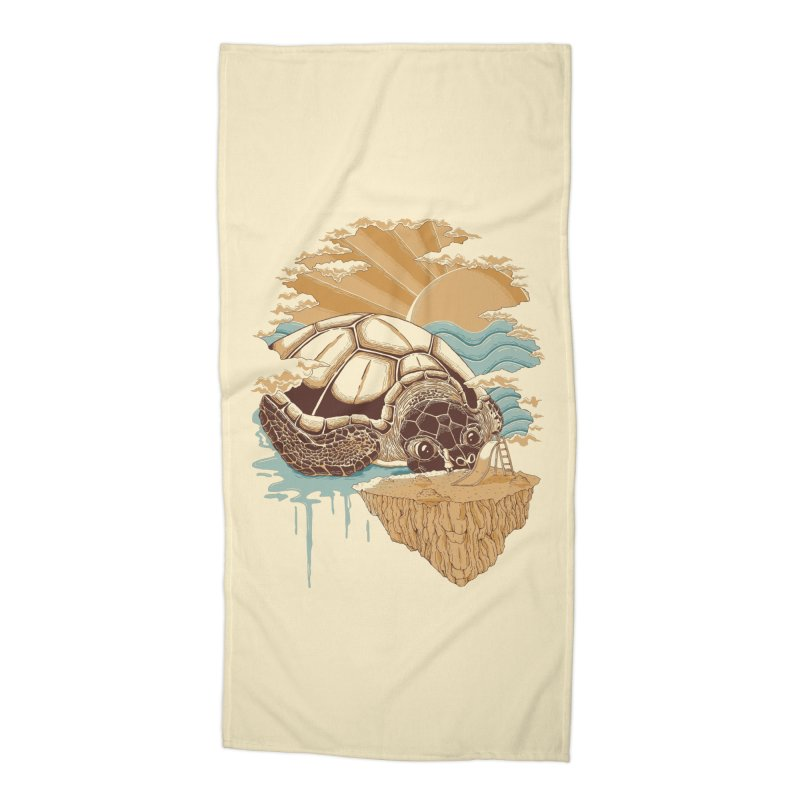 My Lovely Friend Accessories Beach Towel by monochromefrog