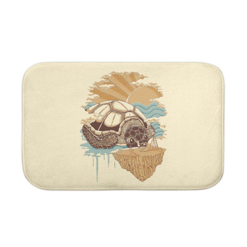 My Lovely Friend Home Bath Mat by monochromefrog