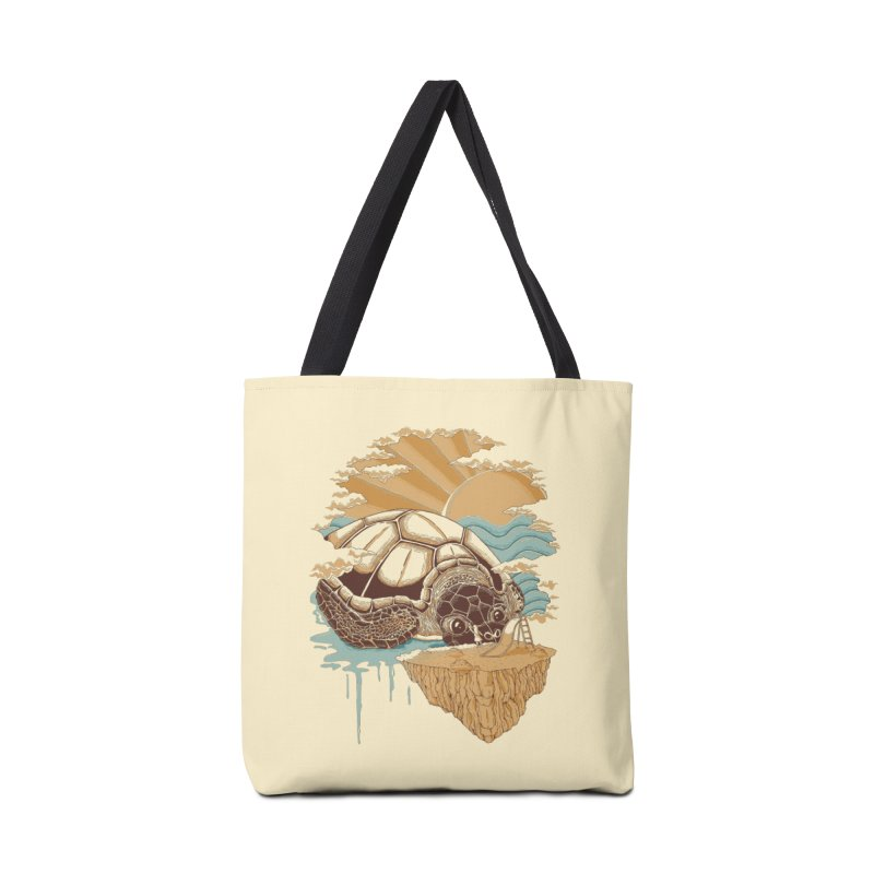 My Lovely Friend Accessories Tote Bag Bag by monochromefrog