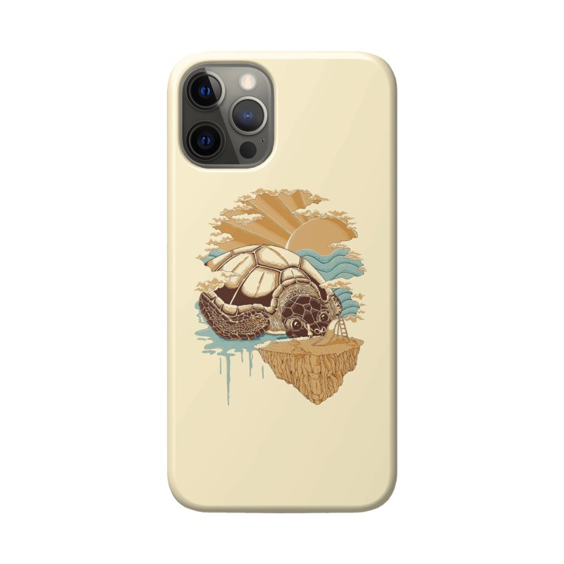 My Lovely Friend Accessories Phone Case by monochromefrog