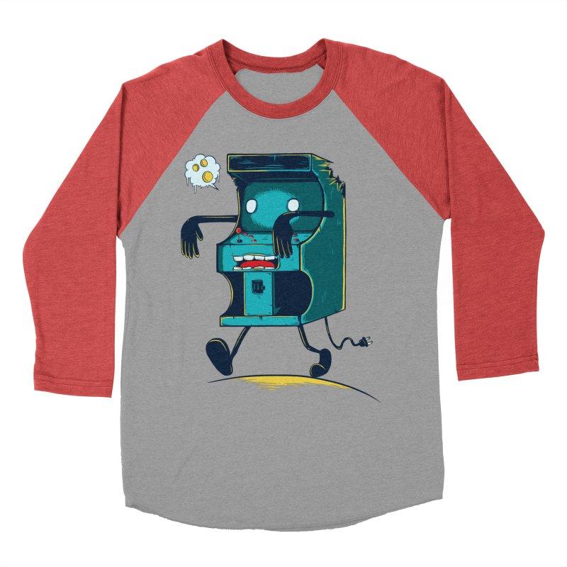Zombie Arcade Women's Longsleeve T-Shirt by monochromefrog