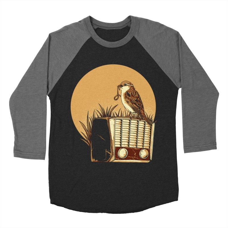 Re-Tune Men's Longsleeve T-Shirt by monochromefrog