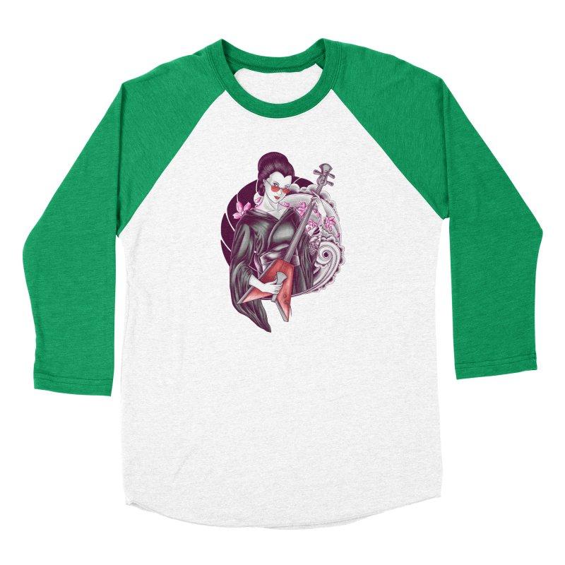 Let's Rock! Men's Longsleeve T-Shirt by monochromefrog