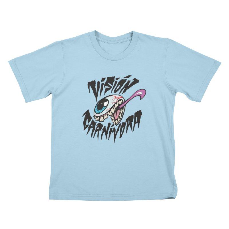 VC logo Kids T-Shirt by monoestudio's Artist Shop