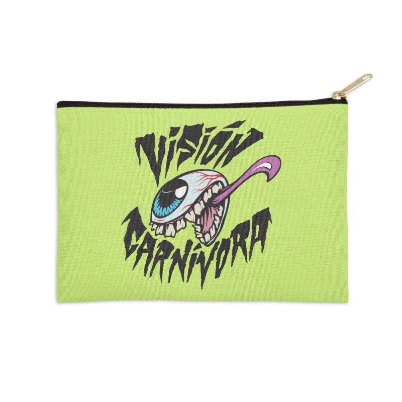 VC logo Accessories Zip Pouch by monoestudio's Artist Shop