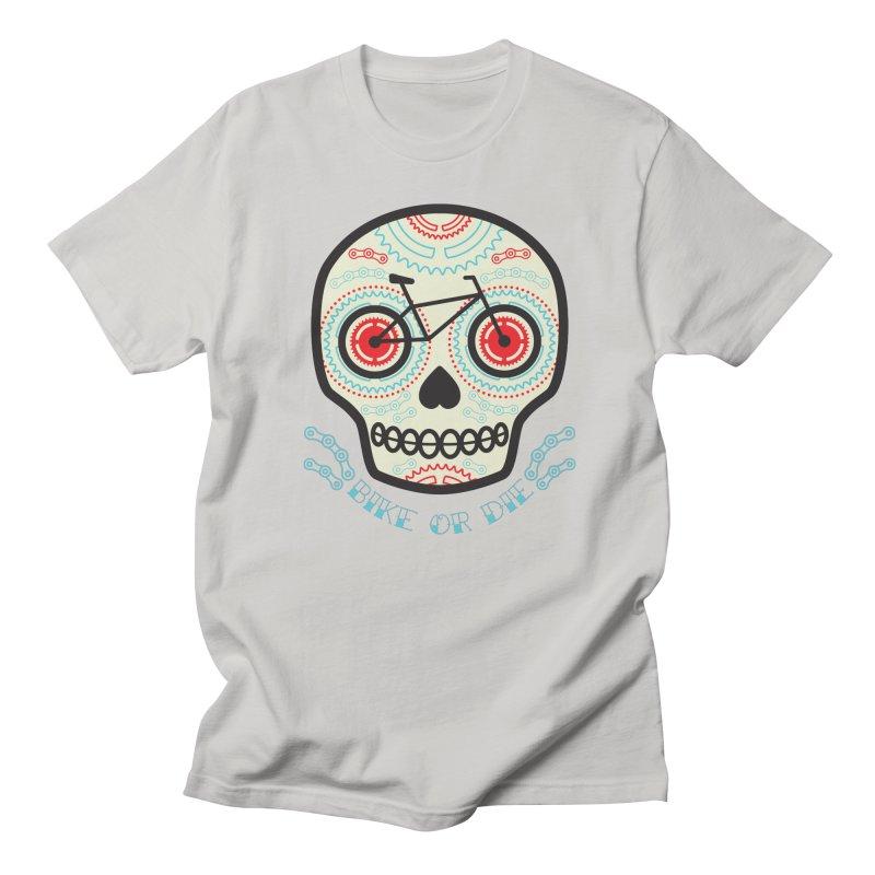 Calaca Men's T-Shirt by monoestudio's Artist Shop